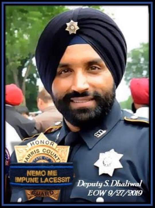 A Sikh Cop honoured as an American Hero, Sandeep Dhaliwal: Sikh Daily