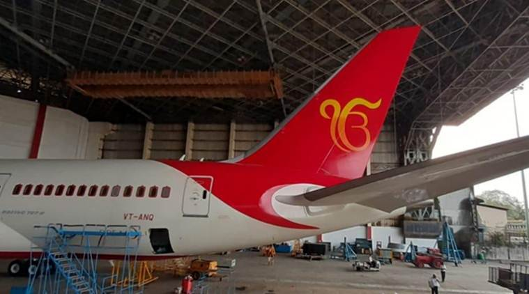Air India puts 'Ek Onkar' symbol on flight: Sikh Daily