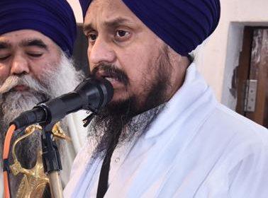 Akal Takht jathedar Giani Harpreet Singh : Sikh Daily