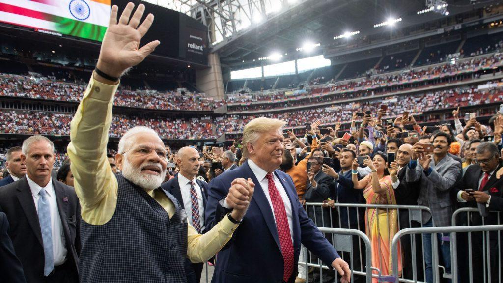 : WORLD POLITICS - PICKING SIDES : Sikh Daily