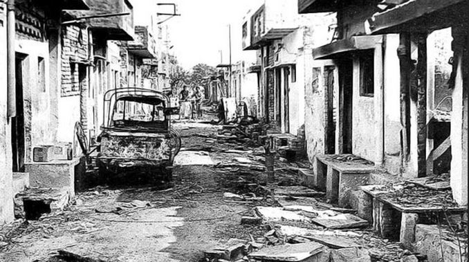 OPINION: 1984 THE GENOCIDE : Sikh Daily