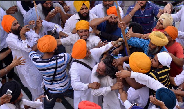 OPINION: THE MANY CLASHES BETWEEN SIKHS : Sikh Daily