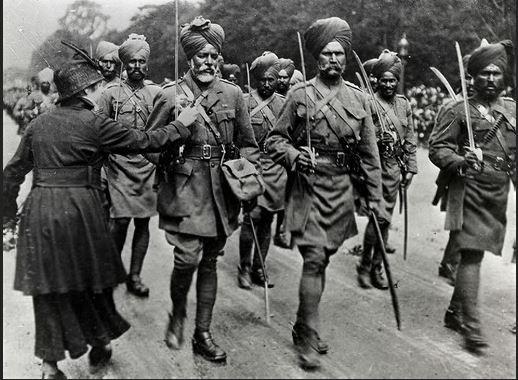 Scottish novelist meets descents of WW-I Sikh veteran : Sikh Daily